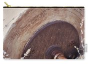 Old Grinding Wheel Carry-all Pouch