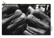 Old Hands 2 Carry-all Pouch