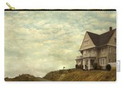 Old House On Rural Road Carry-all Pouch