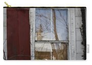 Old House Red Shutter 1 Carry-all Pouch