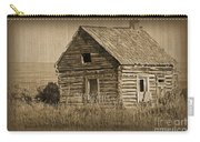 Old Hunting Cabin - Wyoming Carry-all Pouch