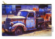 Old Junk Truck Carry-all Pouch
