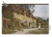 Old Kentish Cottage Carry-all Pouch