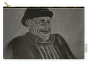 Old Man Laughing Carry-all Pouch