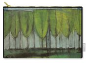 Old Men Plant Trees Proverb Carry-all Pouch
