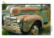 Old Mercury Truck Carry-all Pouch