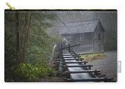 Old Mill In The Smokey Mountains Carry-all Pouch