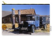 Old Mining Days - Bodie, Ca Carry-all Pouch
