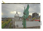 Old Montreal Angel Carry-all Pouch