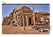 Old Navajo Stone House Carry-all Pouch