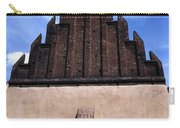 Old New Synagogue Carry-all Pouch by Linda Woods