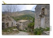 Old Perithia  Corfu  Greece Carry-all Pouch