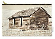 Old Ranch Hand Cabin L Carry-all Pouch