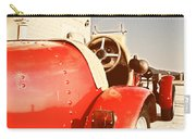 old Red Race Car Carry-all Pouch