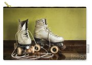 Old Roller-skates Carry-all Pouch