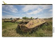 Old Russian Btr-60 Armored Personnel Carry-all Pouch
