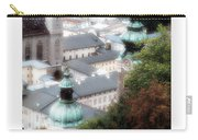 Old Salzburg Poster Carry-all Pouch