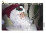 Old Santa Claus Carry-all Pouch