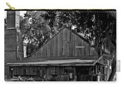 Old Spanish Sugar Mill Carry-all Pouch by DigiArt Diaries by Vicky B Fuller
