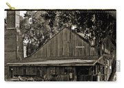 Old Spanish Sugar Mill Old Photo Carry-all Pouch