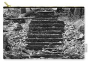 Old Stone Steps Carry-all Pouch