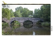 Old Sumneytown Pike Bridge Over The Perkiomen Creek Carry-all Pouch