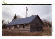 Old Time Barn From Days Gone By Carry-all Pouch