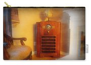 Old Time Radio Carry-all Pouch by Paul Ward