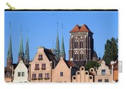 Old Town In Gdansk Carry-all Pouch