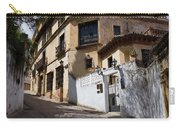 Old Town In Ronda Carry-all Pouch