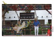Old Towne San Diego Dancing Carry-all Pouch