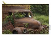 Old Truck In Rain Forest  Carry-all Pouch