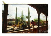 Old Tuscon Movie Studio Theme Park Carry-all Pouch