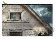 Old Victorian House Detail Carry-all Pouch