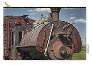Old Vintage 1880's Railroad Train No.0394 Carry-all Pouch