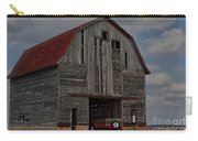 Old Wagon Older Barn Carry-all Pouch