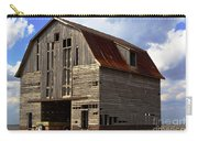 Old Wagon Older Barn Different View Carry-all Pouch