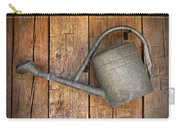 Old Watering Can Carry-all Pouch