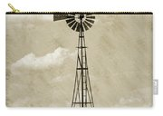 Old Windmill I Carry-all Pouch