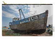 Old Wrecked Fishing Boat Carry-all Pouch