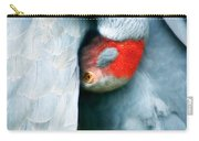 Olga The Brolga Carry-all Pouch