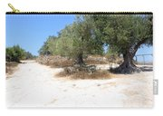 Olive Trees In Samaria Carry-all Pouch