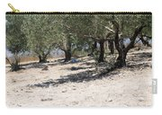 Olive Trees In Sebastia Nablus Carry-all Pouch