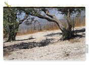 Olive Trees Standing Alone Carry-all Pouch