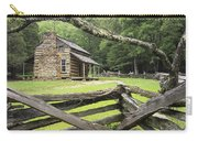 Oliver Cabin In Cade's Cove Carry-all Pouch