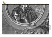 Oliver Cromwell, English Political Carry-all Pouch