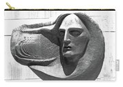 Oliver Pollock Statue  Carry-all Pouch