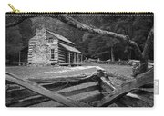 Oliver's Cabin In The Great Smokey Mountains Carry-all Pouch