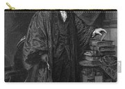 Olvier Ellsworth (1745-1807). Chief Justice Of The United States Supreme Court, 1796-1799. Steel Engraving, 1863 Carry-all Pouch