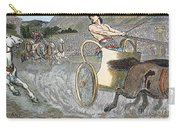 Olympic Games, Antiquity Carry-all Pouch by Granger
